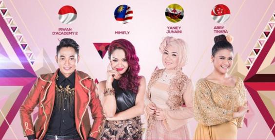 Penilaian Sementara Dangdut Academy Asia Group A Tgl 17 November 2015