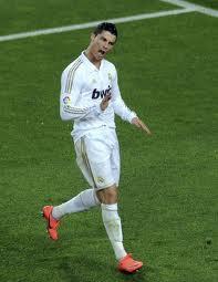 Ronaldo Calm down
