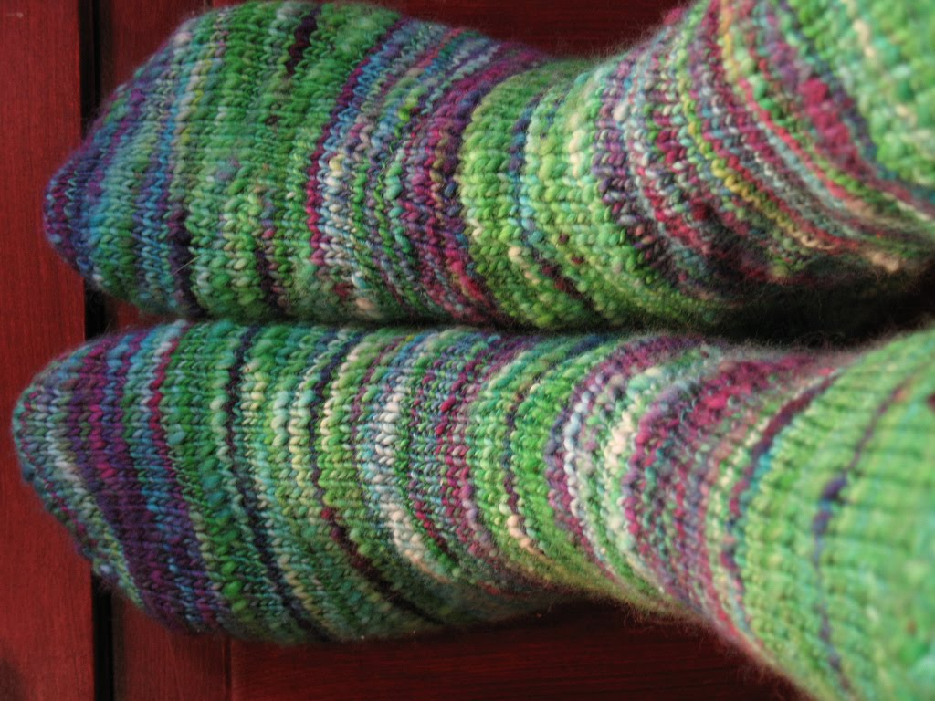 Knitting Patterns Free: knitting socks