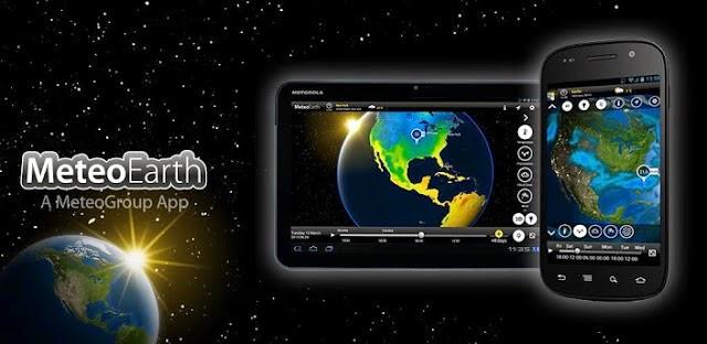 MeteoEarth Premium v1.6 APK