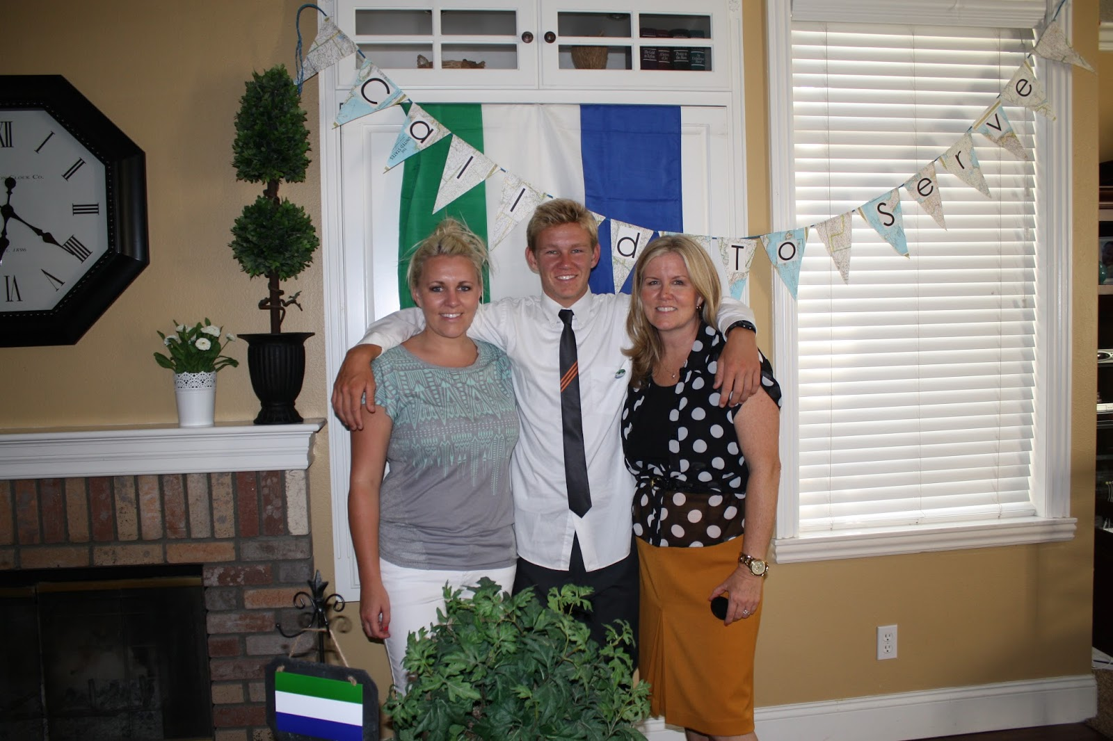 missionary farewell talk Mission farewell talk below is the talk i delivered july 1, 2012, as i prepared to leave for the missionary training center on wednesday of that same week.