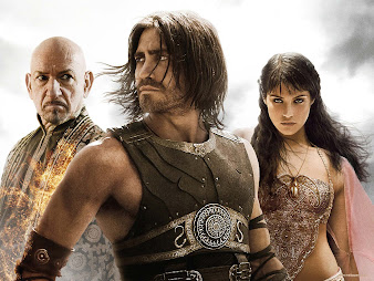 #39 Prince of Persia Wallpaper