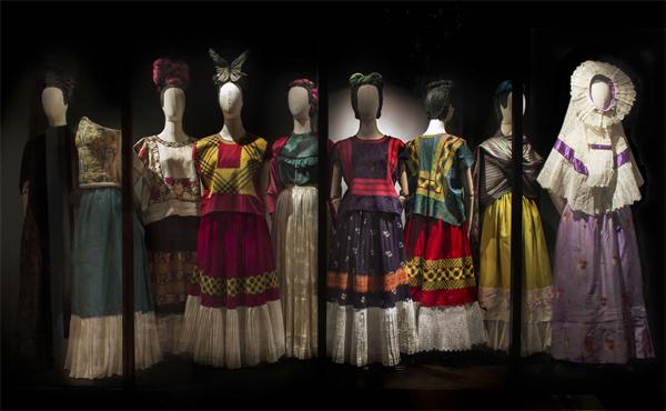 Trajes de Frida Kahlo