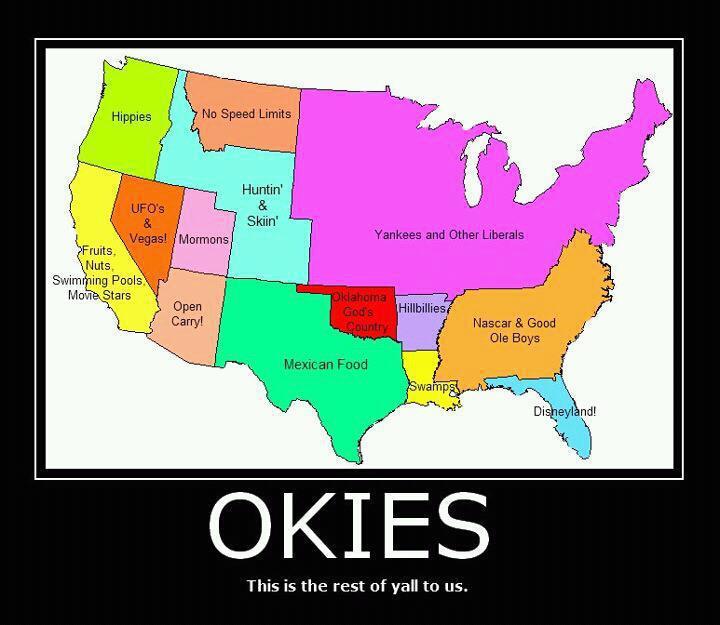 All Arkie Army Okies