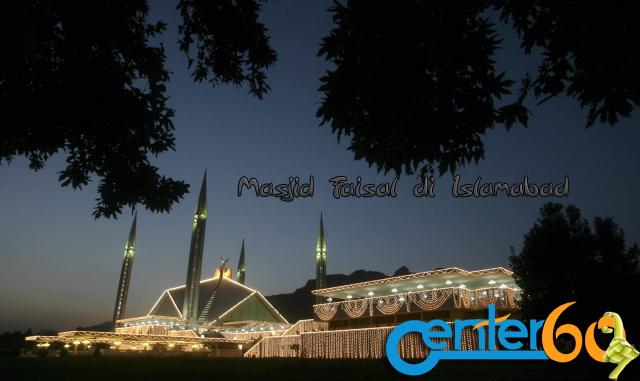 10 Foto Masjid Termegah Sejagat