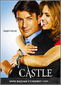 Capa Baixar Série Castle 1ª,2ª,3ª,4ª e 5ª Temporada HDTV   Torrent Baixaki Download