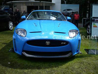 Car of the Day # 17 Jaguar XKR-S