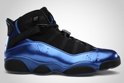 Jordan News and Nike: jordan 6 rings royal blue and black ...