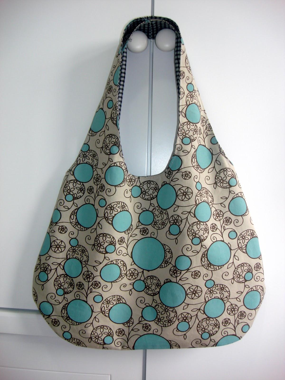Bolsa De Viagem Em Tecido Passo A Passo : Arte de unir retalhos bolsa tecido revers?vel