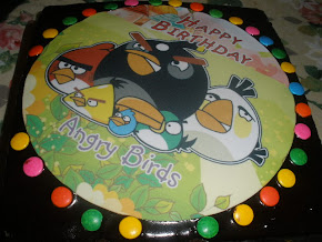 KEK B'DAY with Edible Image