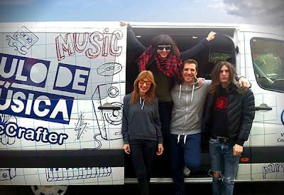 Dover y el #VWMusicCrafter celebran los 15 años del disco 'Devil came to me'