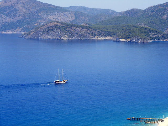 Gulet In Ölüdeniz, Turkey