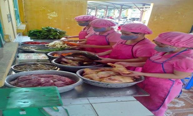 Kế hoạch đảm bảo vệ sinh an toàn thực phẩm