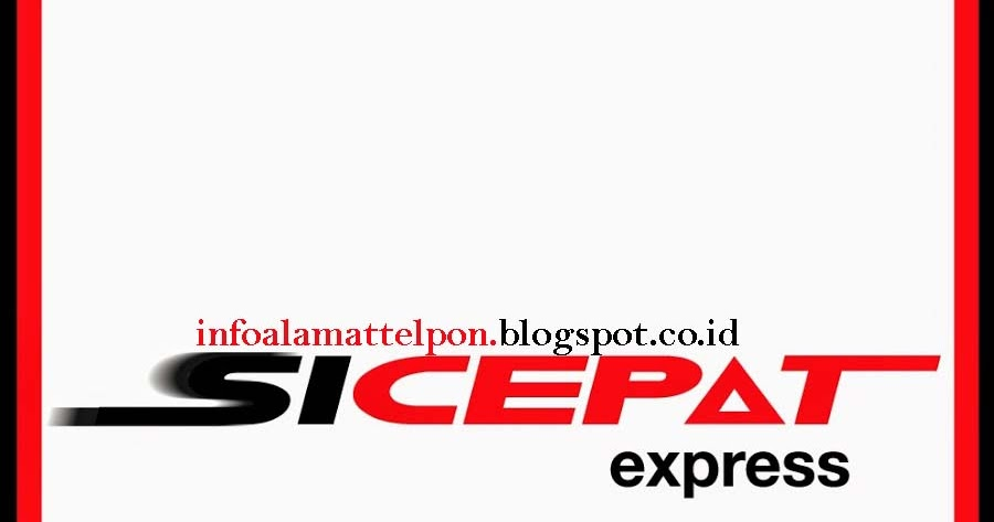 Image Result For Alamat Sicepat Express