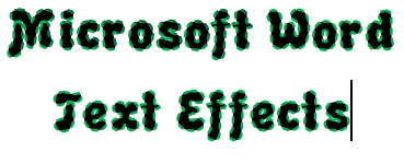 microsoft word dot