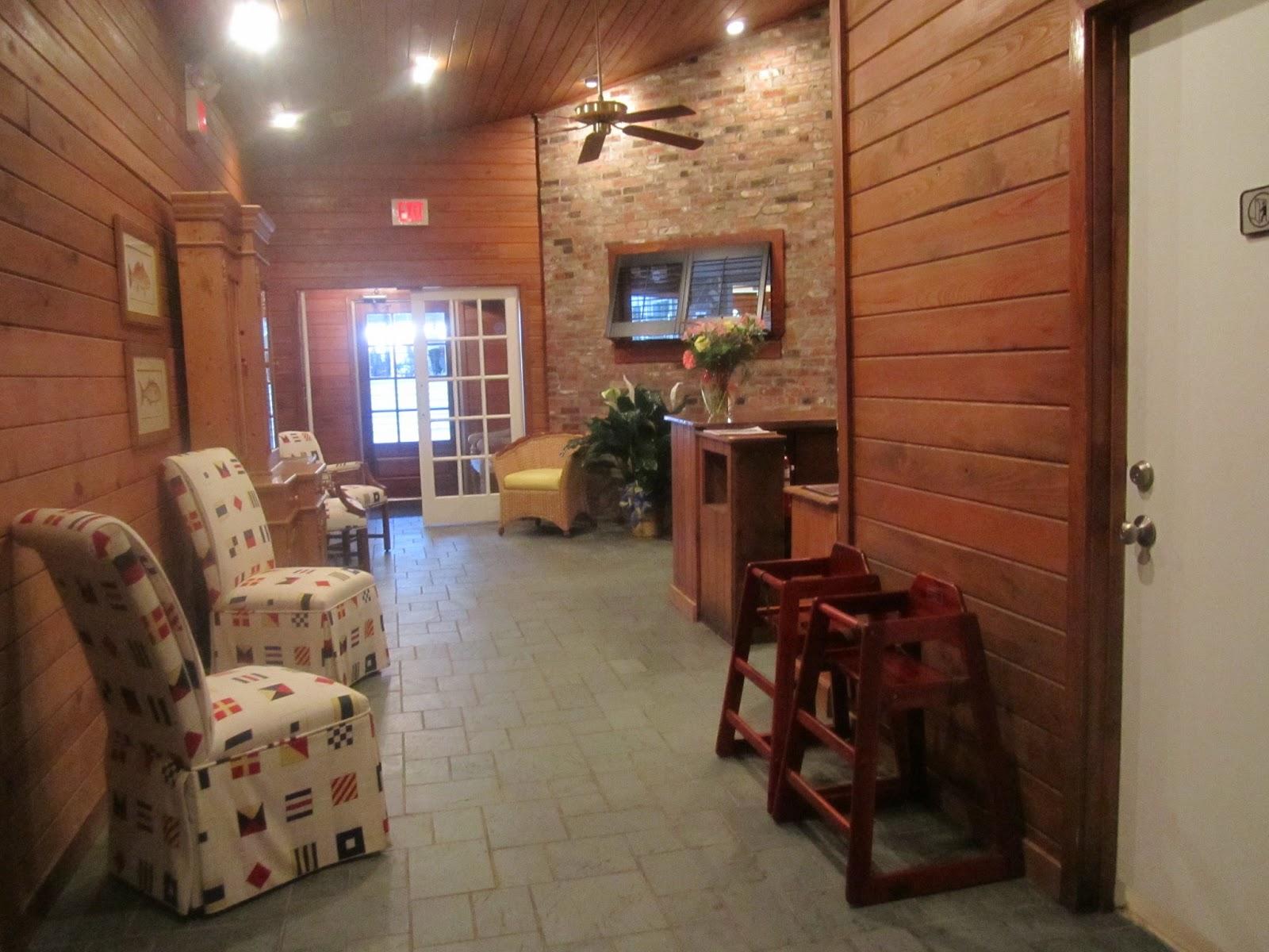 The Bear Cupboard: THE TRAWL DOOR, ORIENTAL, NC