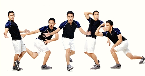 Ramon Bautista for Nivea for Men's #LikeaPogi campaign