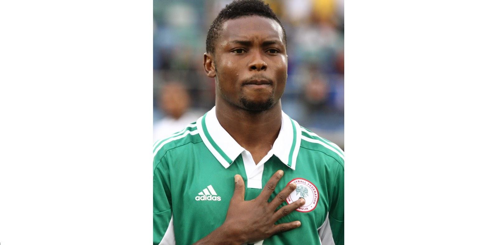Oboabona back to training ahead of Nigeria, Argentina