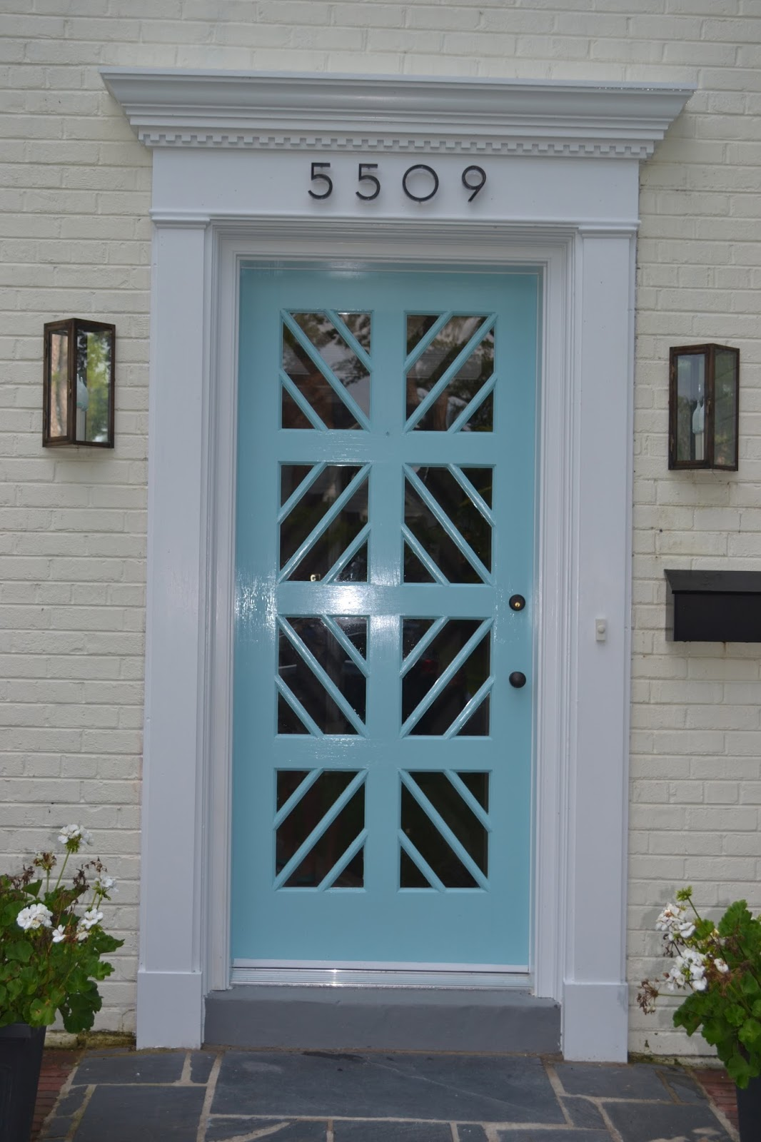 LUCY WILLIAMS INTERIOR DESIGN BLOG: FRONT DOOR FABULOUS....