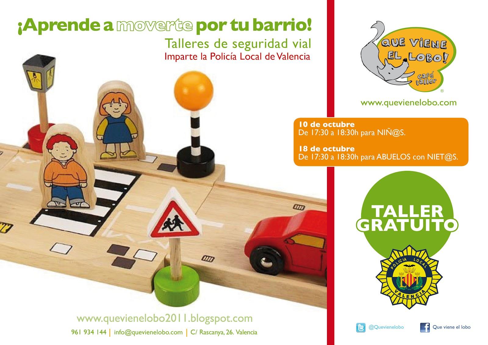 Talleres Gratuitos De Seguridad Vial!! Para Niños Y... Para Los No Tan Niños!  ;)