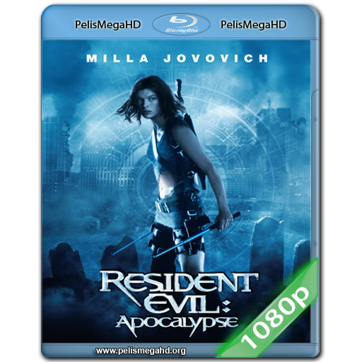 RESIDENT EVIL 2: APOCALIPSIS (2004) FULL 1080P HD MKV ESPAÑOL LATINO