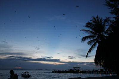 Rawa Island Sunset