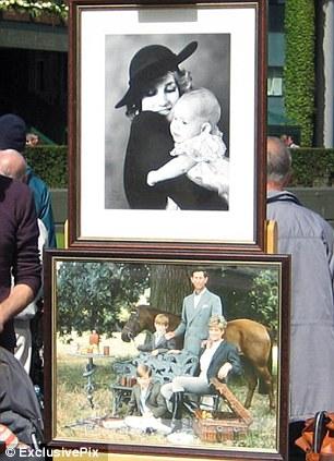 Princess Diana Secret Photographs