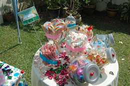 Budget Candy Buffet Package