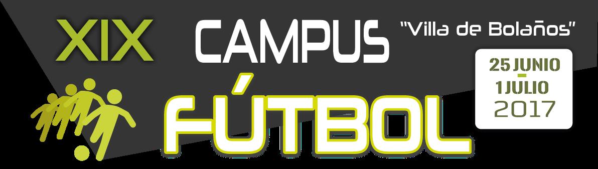 Campus Fútbol Bolaños 2017