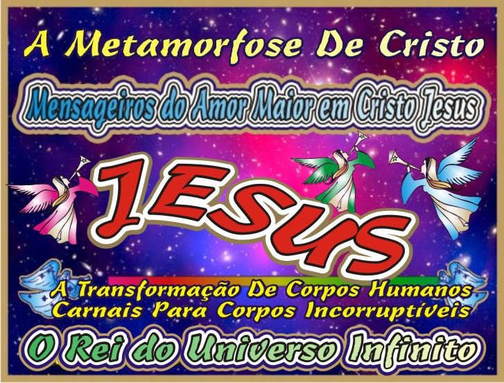Mensageiros do Amor Maior Em Cristo Jesus