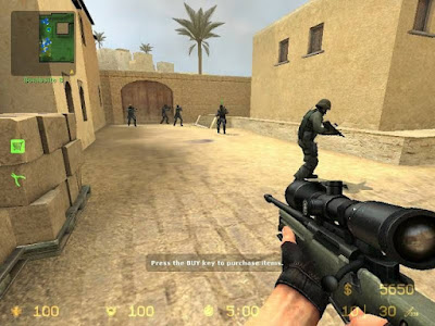 Free Download Counter Strike Source For PC