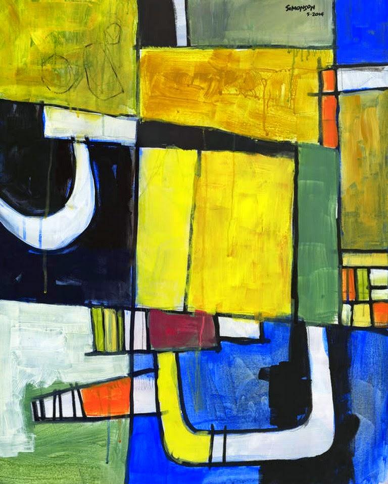 abstracto-lineal-cuadro-al-oleo