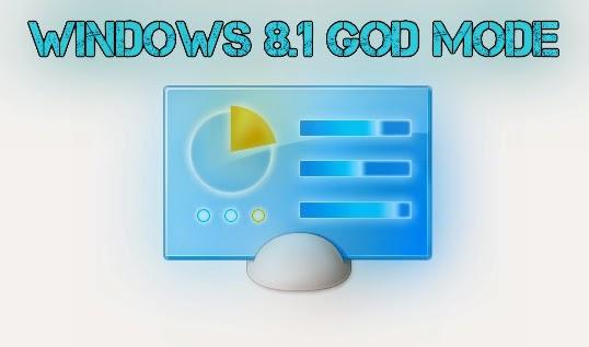 Modo Deus no Windows