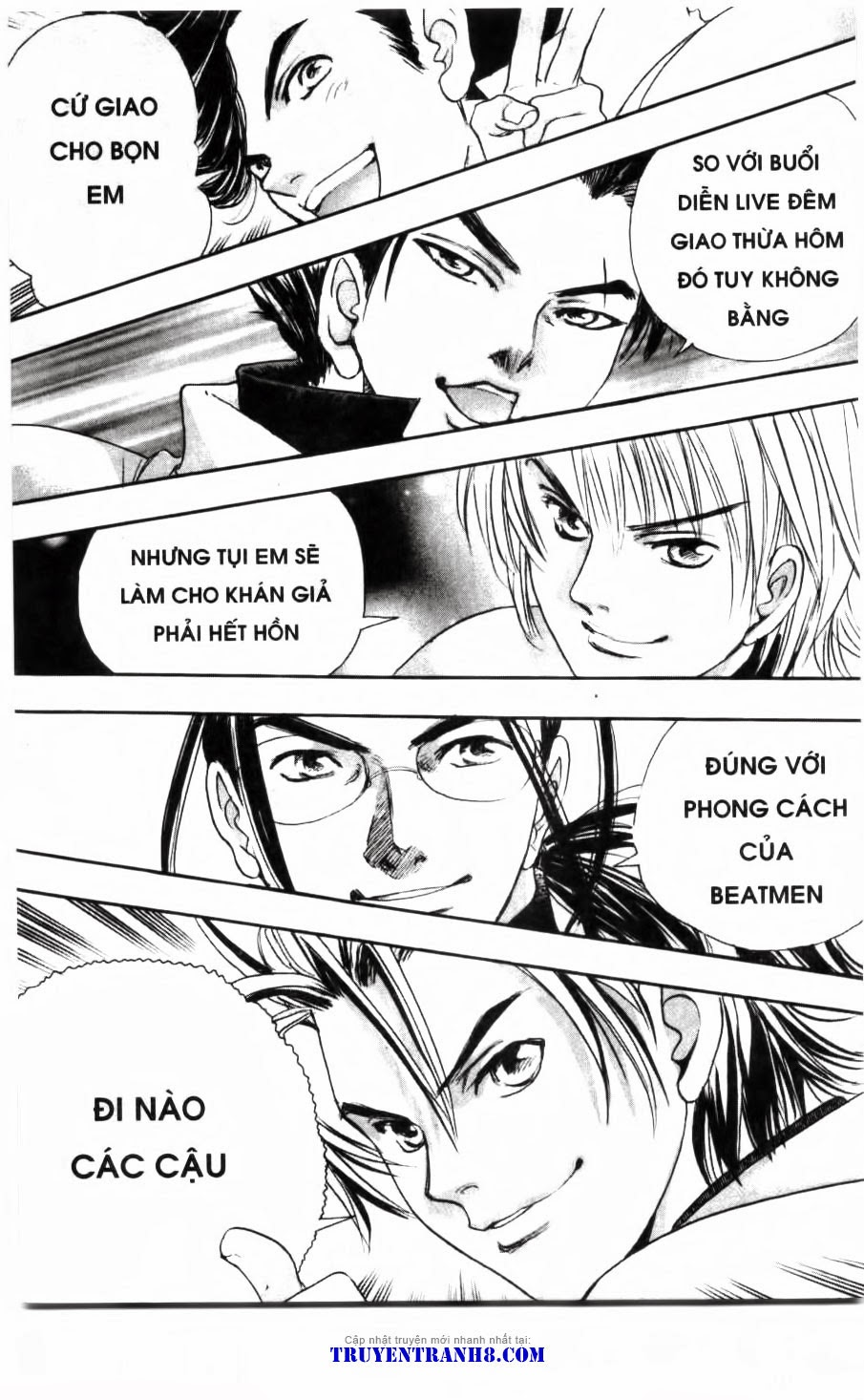 Dragon Voice chap 96 – End Trang 32