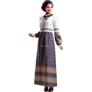 Model Baju Gamis Batik | New Calendar Template Site