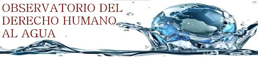 Observatorio del Derecho Humano al Agua