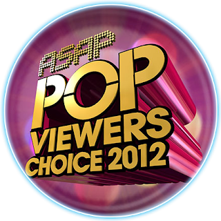 ASAP Pop Viewers' Choice Awards 2012 Winners