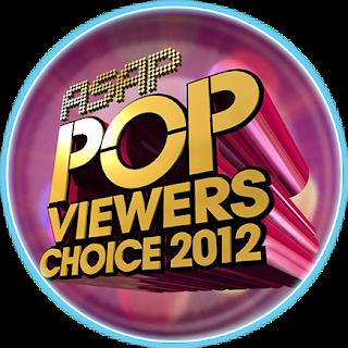 ASAP Pop Viewers' Choice Awards 2012 Winners