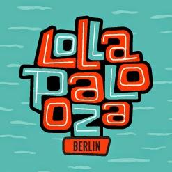 Lollapalooza, Berlín, 2015, logo, Festival, Concierto