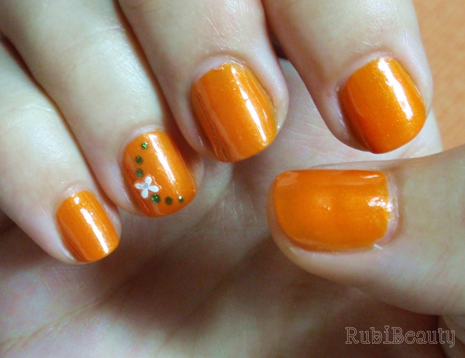 rubibeauty manicura diseño uñas faciles sencillos kiko puntos 310