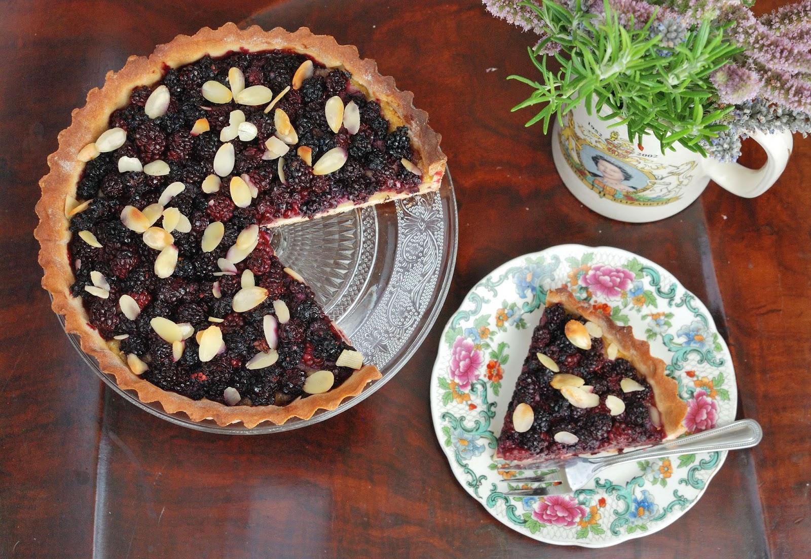 wild blackberry recipe