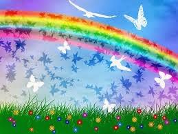 Gambar Pelangi - Rainbow