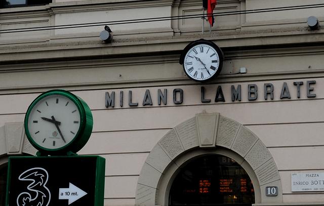 orologi pubblici milano