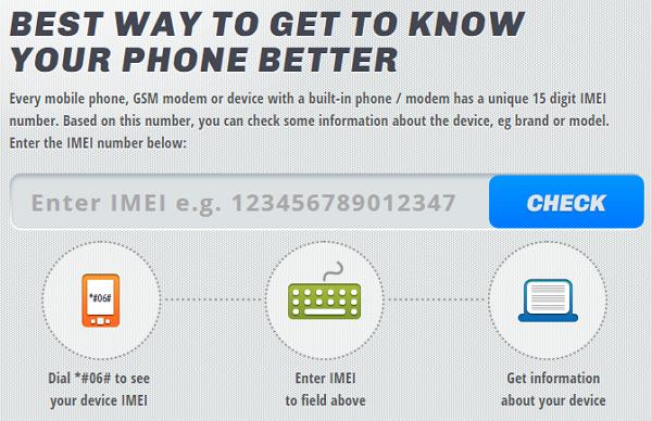 Semakan Nombor IMEI Dan Negara Pengeluar Telefon Pintar