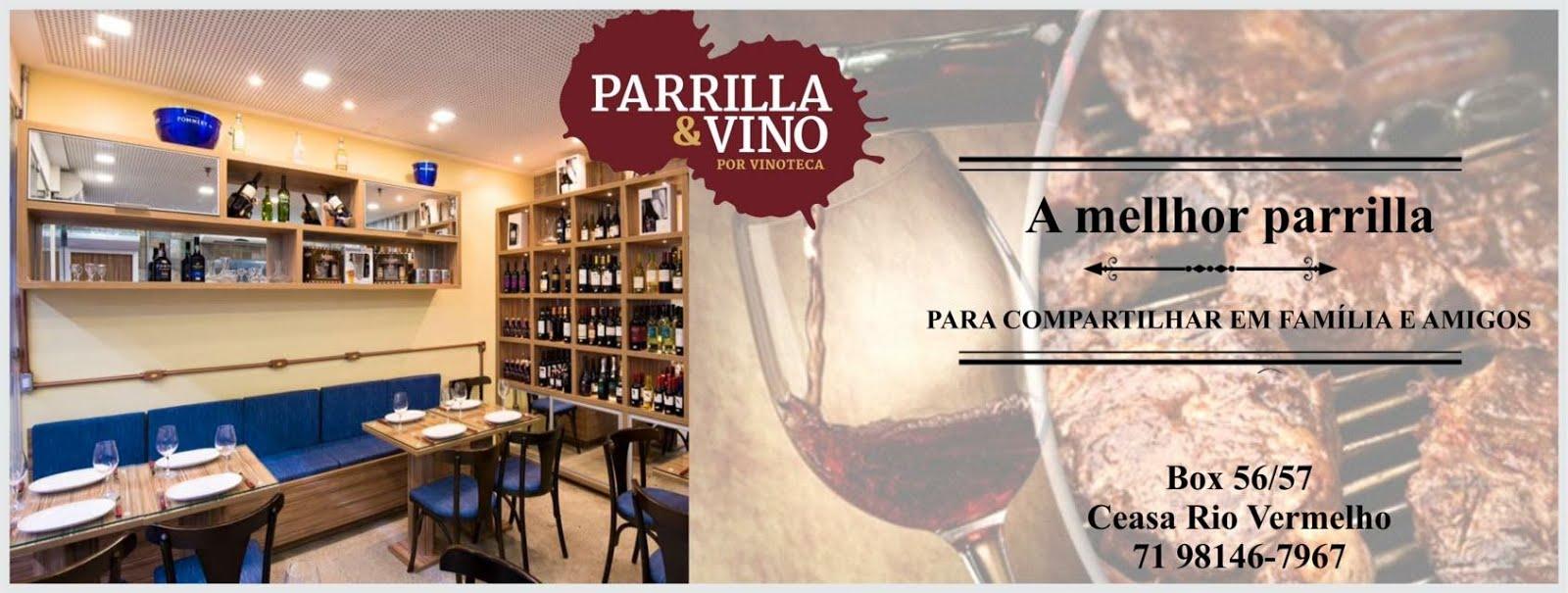 Parrila e Vino - 98146-7967