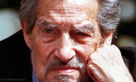 الشاعر المكسيكي أوكتافيو باث