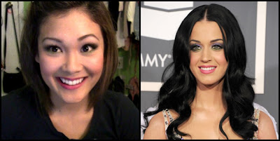 Fashion Makeup Tutorial on Jaaackjack  Katy Perry Grammy 2011 Inspired Makeup Tutorial