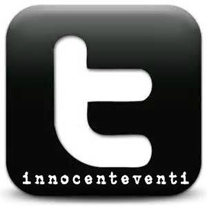INNNOCENTEVENTI twitter