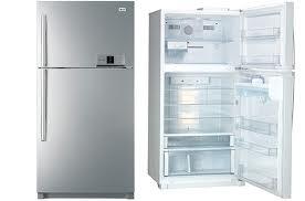 lemari es dua pintu