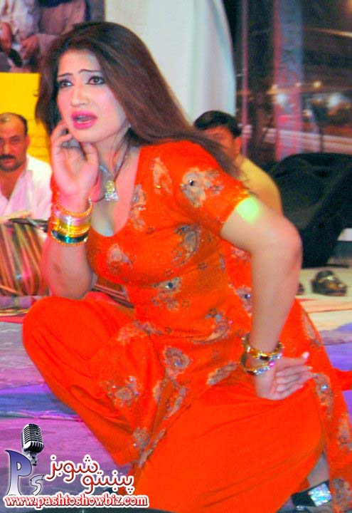 Pashto Film, Tele Film, Drama and Stage Actress Kiran Pic